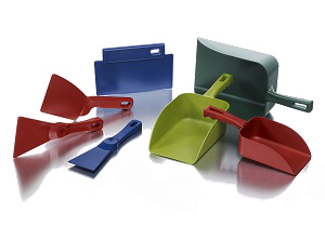 Detectable accesories for stirring, storing and mixing